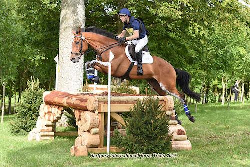 Alex Ascots sponsored rider