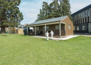 School Cricket Pavilion