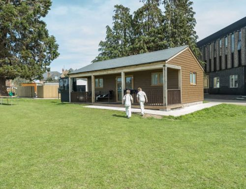 Taunton School Cricket Pavilion