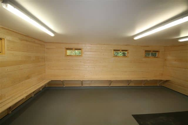Sports Changing Rooms