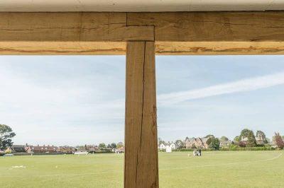 School Cricket Pavilion