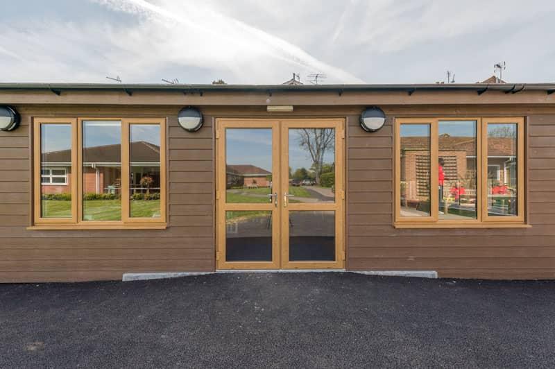 Taunton School Common Room Ascot Timber Buildings