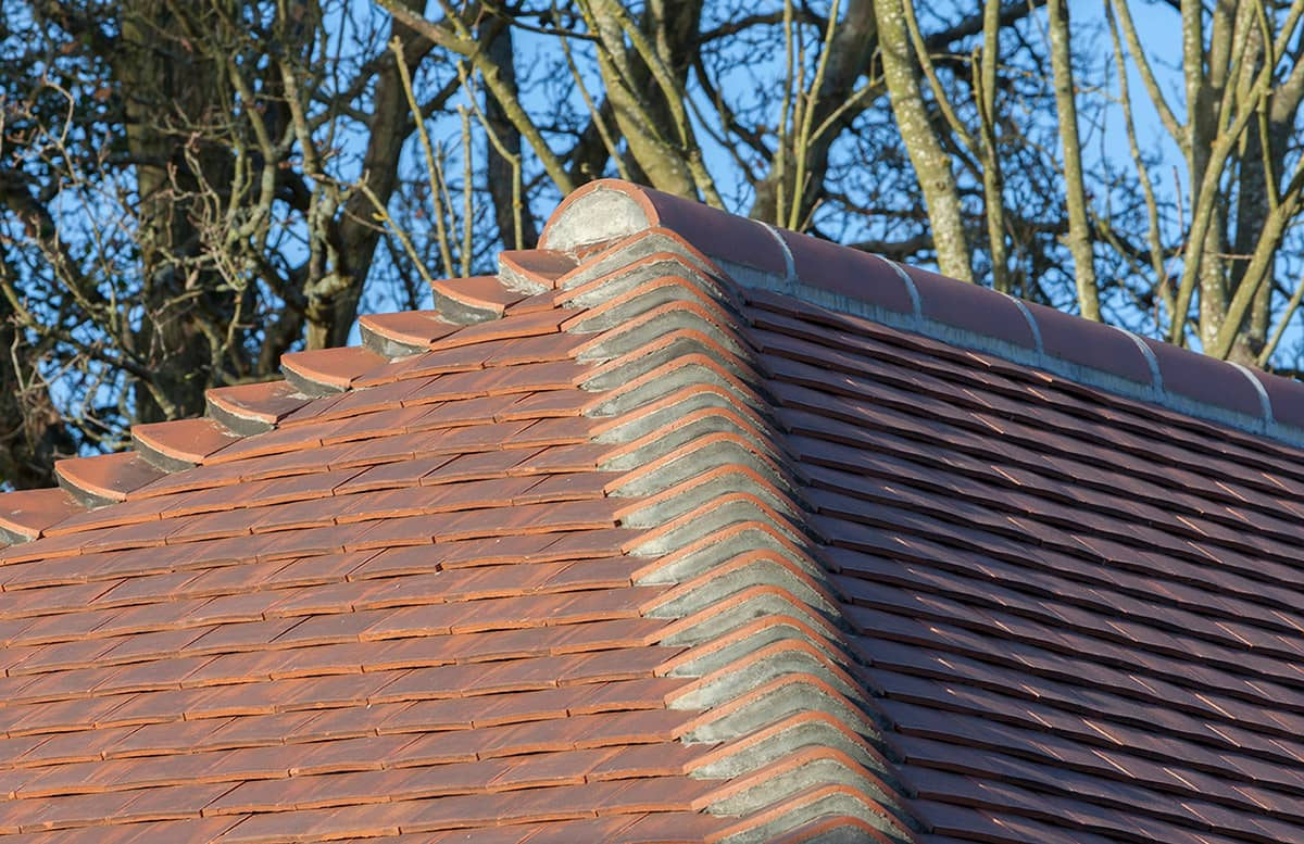 Clay Tile Stable Complex Ascot Timber Buildings