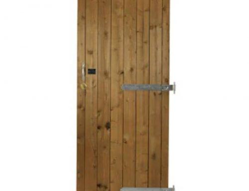Deluxe Single Door
