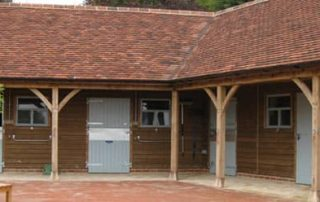 Deluxe Stable Door Ascot Timbers