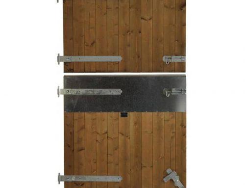 Deluxe Stable Door