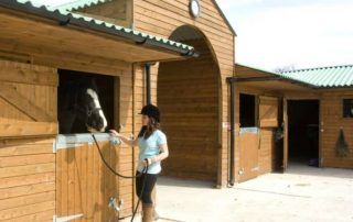 Standard Stable Door and Equestrian Complex Ascot Buildings