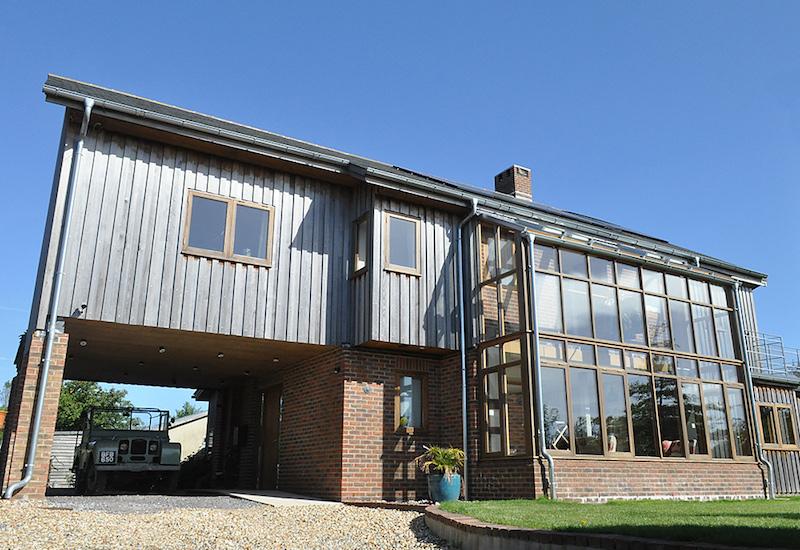 Eco House Ascot Buildings
