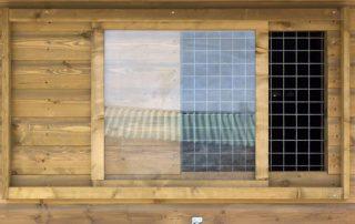 Sliding Window Stable Vent