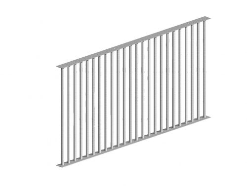 Heavy Duty Galvanised Grill