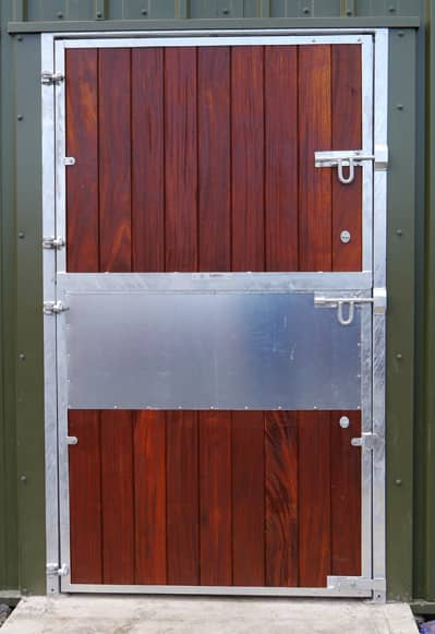 Metal Framed Stable Door Ascot Timber Buildings