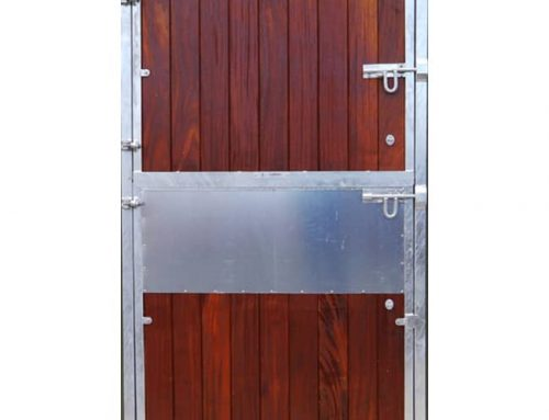 Metal Framed Stable Door