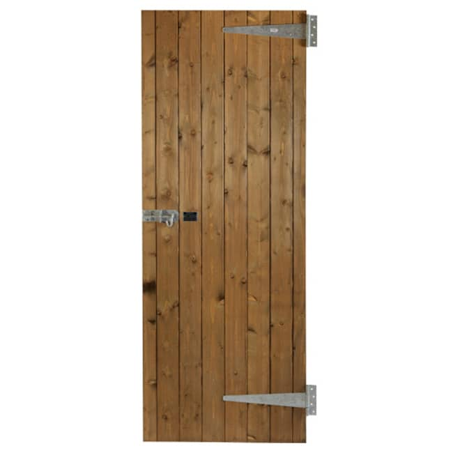 Standard Single Timber Door
