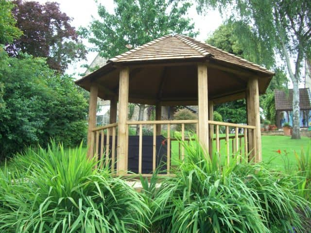 Luxury Timber Gazebos