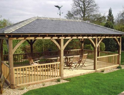 Timber Gazebos
