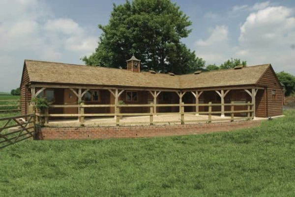 Ascot Timber Equestrian, Stables and American Barns