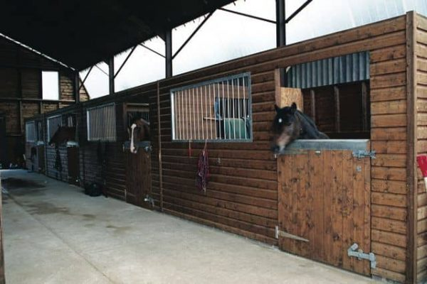 Timber Equestrian, Stables and American Barns