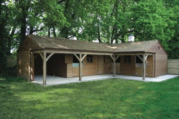 Ascot Timber Stables and American Barns