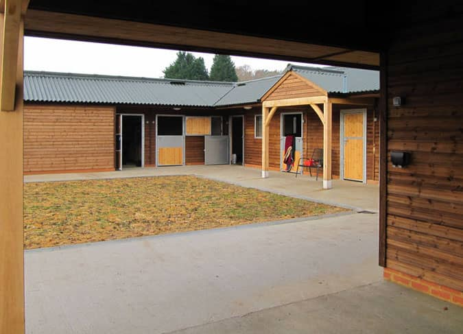 Equestrian, Stables and American Barns Timber Buildings