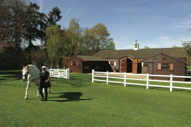 Equestrian, Stables and American Barns Ascot Timbers
